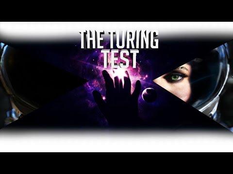 """Me siento dentro de una película """"THE TURING TEST"""" #1"""