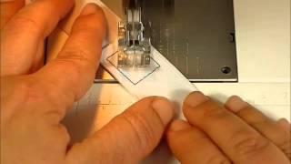 assembler deux bouts elastique