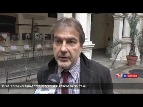 18/02/2020 | VOLTABAROZZO: SI SCEGLIE IL PERCORSO DEL TRAM
