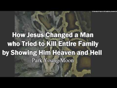 Incredible Testimony Heaven Jesus Video