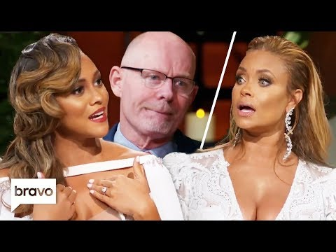 Ashley Answers To New Allegations Made Against Michael Darby | RHOP Reunion Highlights (S4 Ep20)