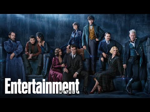 'Fantastic Beasts' Sequel Cast Photo: Jude Law As Dumbledore | News Flash | Entertainment Weekly