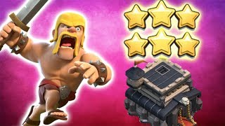 Video THESE 2 ATTACK STRATEGIES WE USE FOR 6 STARS IN CLAN WARS | WD#25 | Clash of Clans MP3, 3GP, MP4, WEBM, AVI, FLV Juni 2017