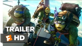 Nonton Teenage Mutant Ninja Turtles  Out Of The Shadows Official Trailer  4  2016    Movie Hd Film Subtitle Indonesia Streaming Movie Download