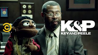 The Puppet Parole Officer from Hell - Key & Peele