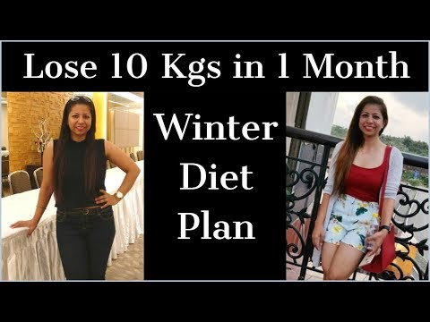Winter Weight Loss Diet Plan to Lose Weight Fast 10 Kgs | How To Lose Weight Fast 10Kg | Fat to Fab