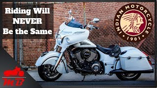 9. Indian Chieftain Limited Test Ride and Review