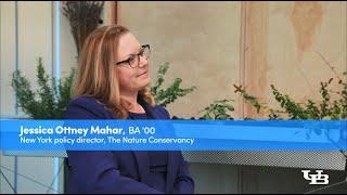 Jessica Ottney Mahar, BA '00
