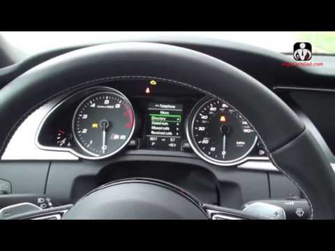 """""""Sporty & Techy"""" – Review of the 2013 Audi S5"""