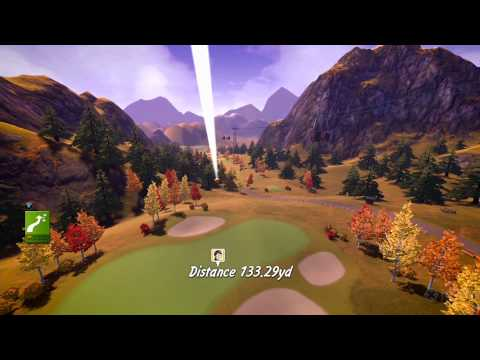 powerstar golf xbox one gameplay