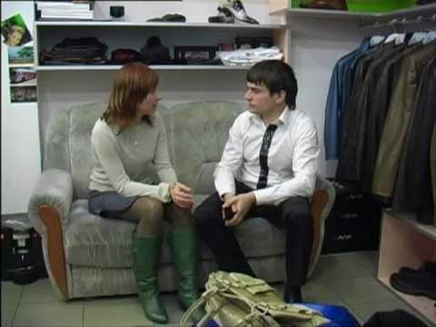 Художник Татьяна Черевань - Live репортаж (часть1)