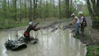 7. ATV's in the MUD