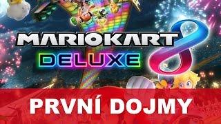 Přinášíme vám naše první dojmy z Mario Kart 8 Deluxe pro Nintendo Switch. V podstatě se jedná také o preview a hands-on.Naše webové stránky: http://www.nintendocast.czNáš Facebook: http://www.facebook.com/nintendocast.czNáš Instagram: http://www.instagram.com/nintendocastMusic by JayTee