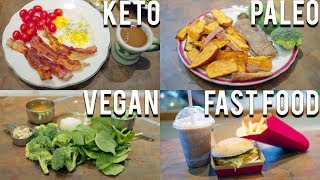 Video What 2000 Calories Look Like on Most Popular Diets MP3, 3GP, MP4, WEBM, AVI, FLV Maret 2019