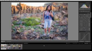 Processing: Lightroom's Flagging Tool