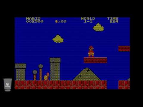 Super Mario Bros Special (PC88 - Official Game. Really.)