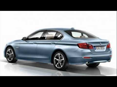 bmw activehybrid 5 review