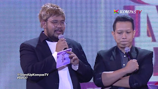Video Coki Anwar: Diperlakukan Istimewa - SUCI 7 MP3, 3GP, MP4, WEBM, AVI, FLV September 2017