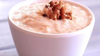 Slow Cooker Steel Cut Oatmeal by Chowhound