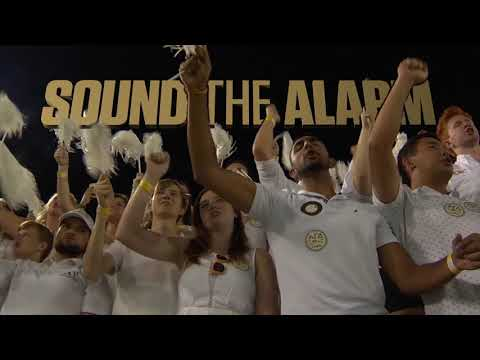 Video: Georgia Tech vs North Carolina 2017 - Hype Video