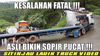 Download Video KESALAHAN FATAL !!! ASLI BIKIN SOPIR PUCAT DI SITINJAU LAUIK !!! MP3 3GP MP4