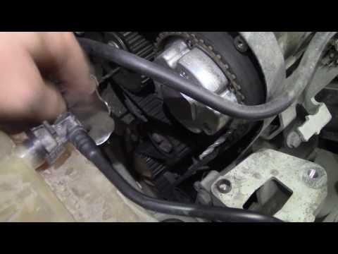 Замена грм ситроен с5 2.0 бензин своими руками