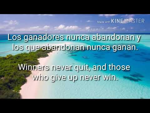 Quotes on life - Spanish quotes on motivation