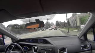 Burnaby (BC) Canada  city images : Driving in Burnaby, BC, Canada - HD