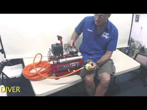 NARDI EXTREME 3 Electric Hookah Compressor