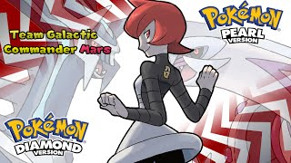Pokemon Diamond/Pearl/Platinum - Battle! Team Galactic Commander Music (HQ)