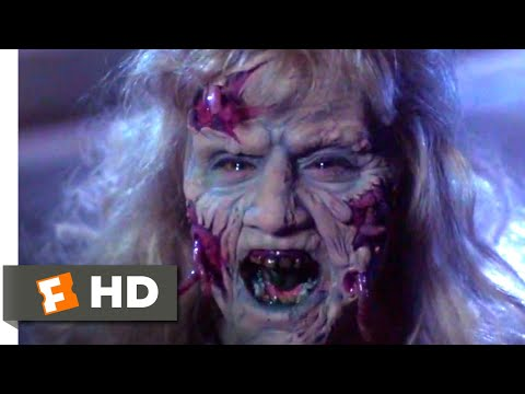 Return Of The Living Dead Part II (1988) - Worm Food Scene (3/10) | Movieclips