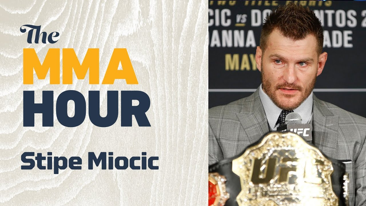 'Disrespected' Stipe Miocic Feels UFC Wants Francis Ngannou to Beat Him
