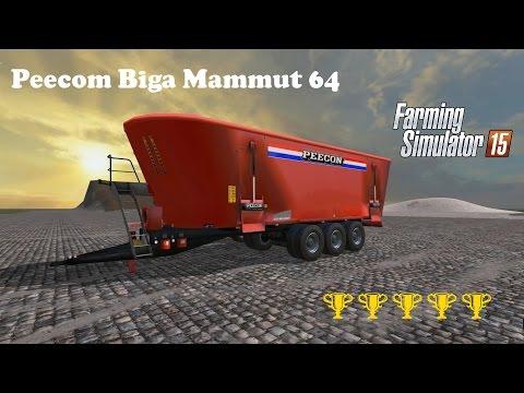 Peecon Biga Mammut 64 m2 v1.0