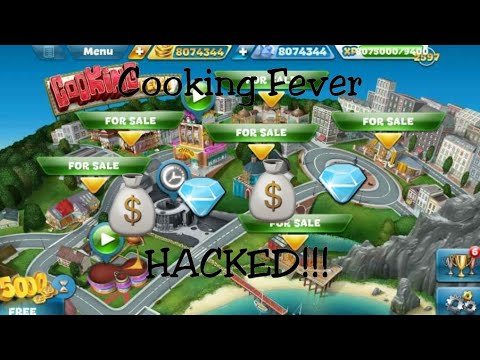 2018 How To Hack Cooking Fever Or Any App