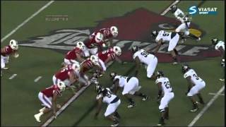Josh Chichester vs FIU 2011