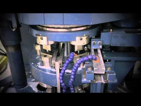 Dophen 铝材生產綫加工示範