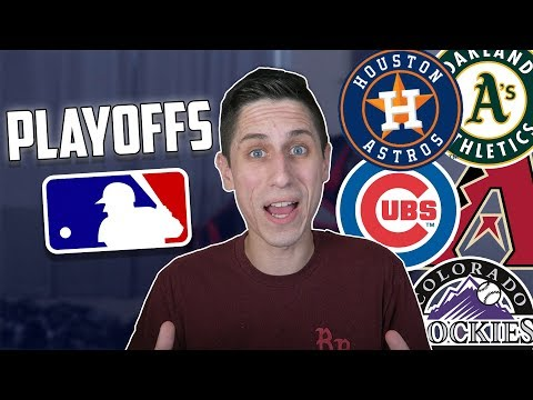 The BEST Playoff Race in MLB History - MLB Playoffs 2018