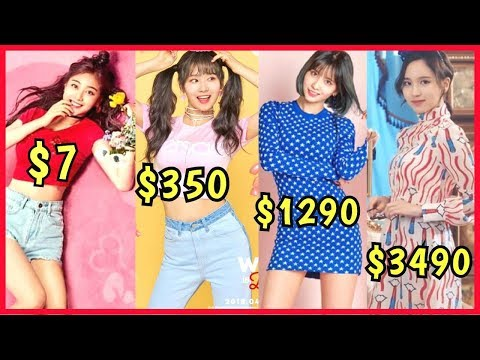 Video Here's How Much It Costs To Dress Like Twice (What is Love MV) download in MP3, 3GP, MP4, WEBM, AVI, FLV January 2017