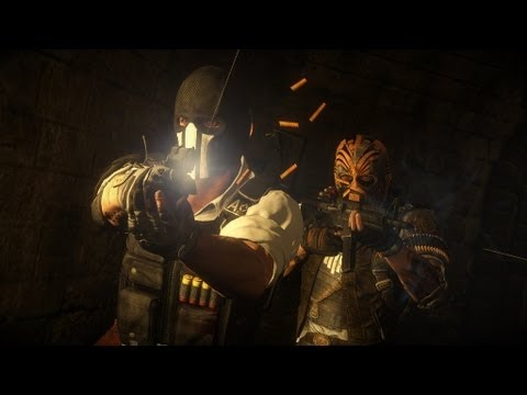 Army of TWO™ The Devil's Cartel Action Blockbuster Trailer