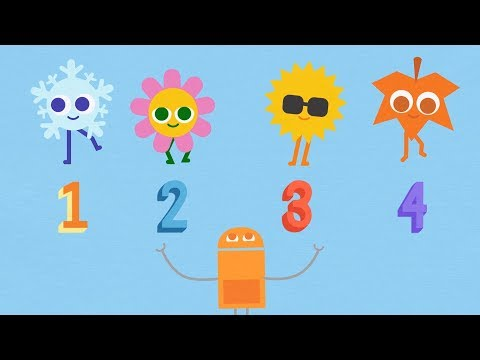 StoryBots   Learn The Seasons & Months of the Year With Songs   Kids Cartoons   Netflix Jr