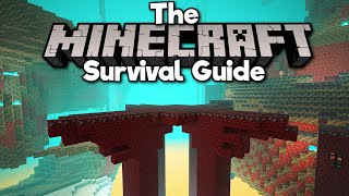 Spawn-proofing a Wither Skeleton Farm! • The Minecraft Survival Guide (Tutorial Lets Play)[Part 341]