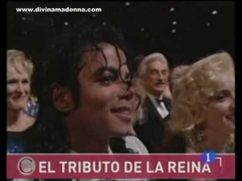Madonna Tributo a Michael Jackson