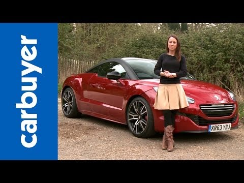 R - Peugeot RCZ-R coupe 2014 review: http://bit.ly/1n8rQY1 Subscribe to the Carbuyer YouTube channel: http://bit.ly/17k4fct Subscribe to Auto Express: http://subscribe.autoexpress.co.uk/cb