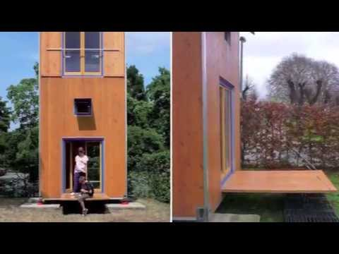 Tiny Container Home Prefab