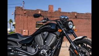 10. New 2017 Victory Hammer S 2018 - Cruiser Bike