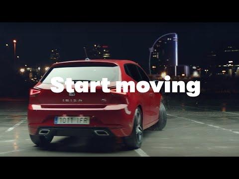 Seat Ibiza - Start Moving