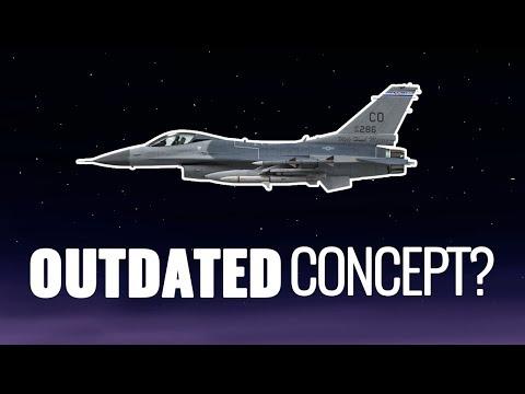 TheGeneral Dynamics F-16 Fighting...