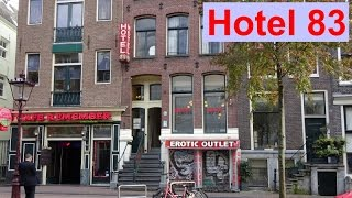 Video Hotel 83 in Amsterdam's Red Light District (actual video & review) MP3, 3GP, MP4, WEBM, AVI, FLV September 2018