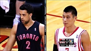 Jeremy Lin 林書豪 2013 11 11火箭vs暴龍 Rockets vs Raptors