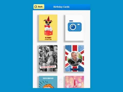 Video of LOLCard Greeting Cards